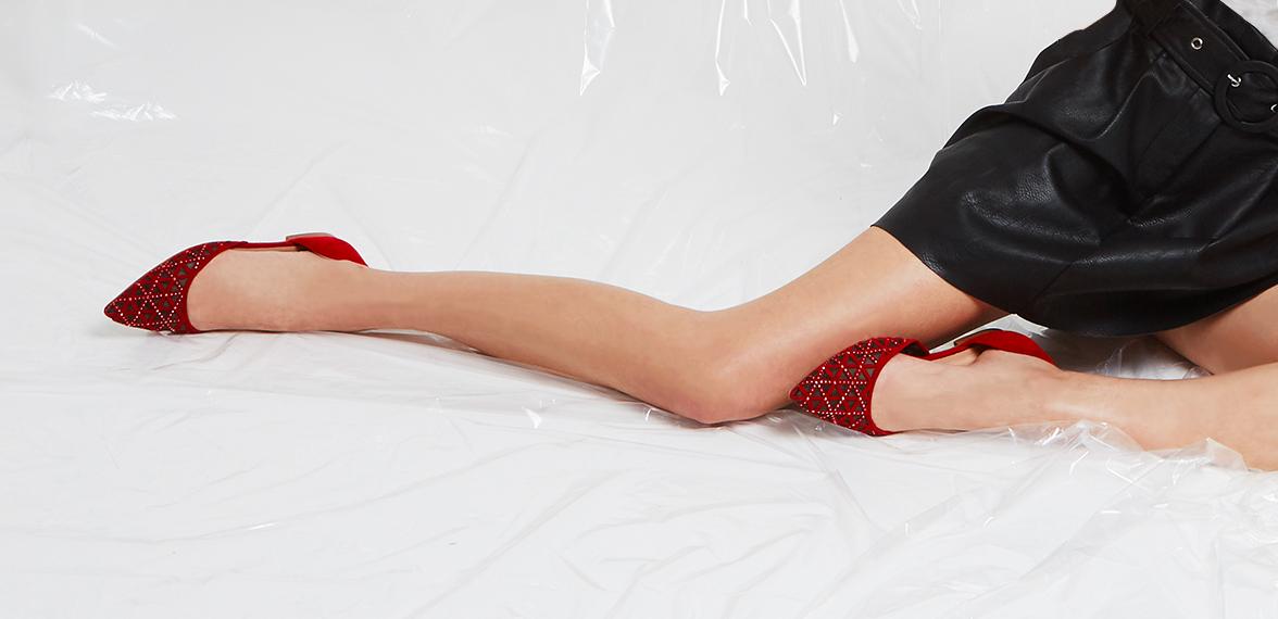 Ballerinas & Slippers