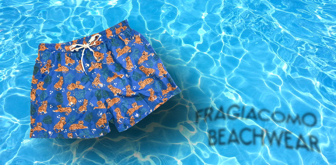 Accessori da mare realizzati in Italia by Fragiacomo