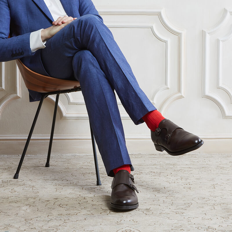 Gif with Fragiacomo men's shoes for summer sales